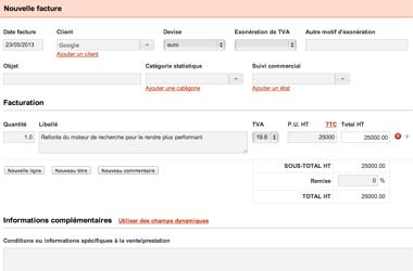 Matpe: Gestión automática del IVA, catálogo de tarifas, gestión de contactos