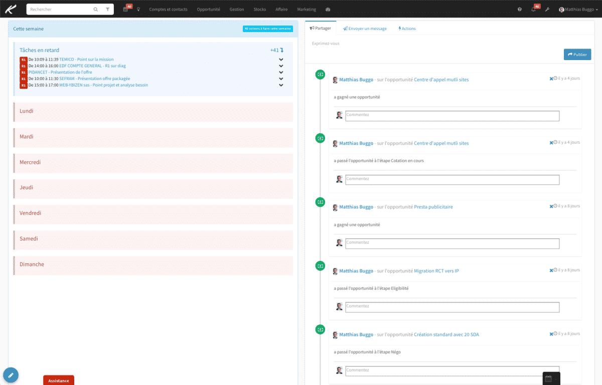 Koban-partage-des-informations-fil-actualité-koban