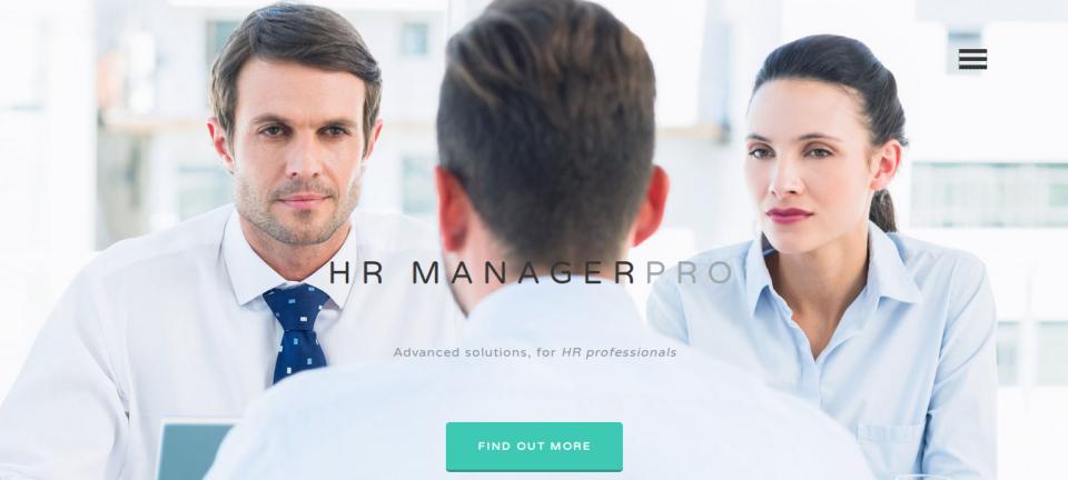 HR Manager Pro-pantalla-1