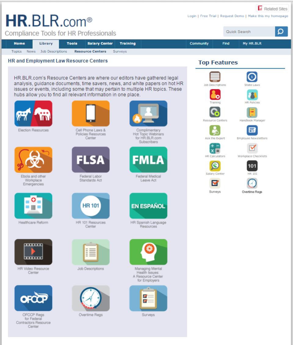 HR.BLR.com de pantalla-2