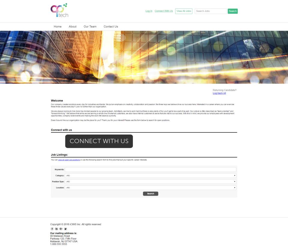 iCIMS Adquisición de Talento Suite-pantalla-0