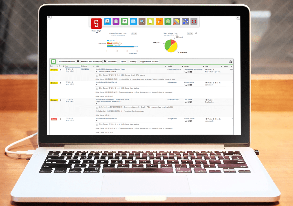 Simple CRM Enterprise-MacBook_Pro_standing_outside-min