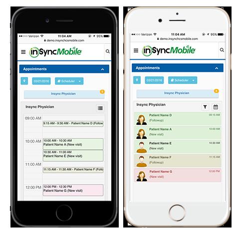 InSync EMR-pantalla-0