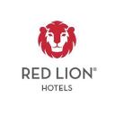 león rojo