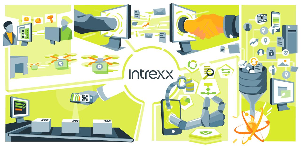 Opiniones Intrexx: Low-Code Development Software - Appvizer