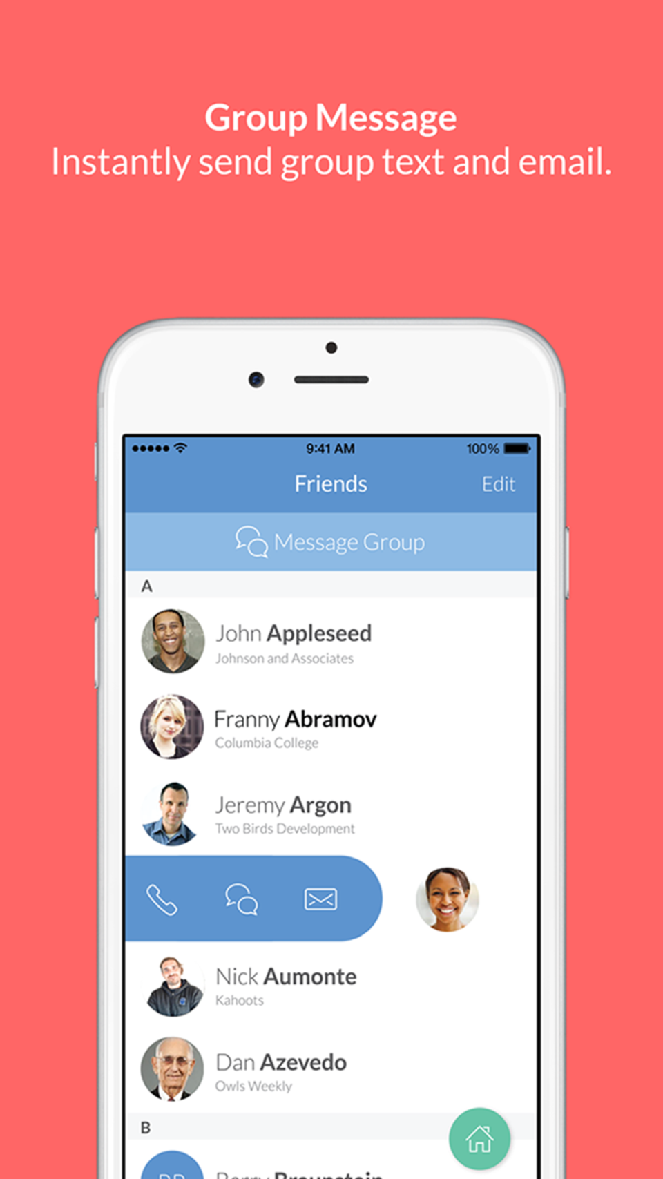 Kahoots App: Software de Customer Relationship Management (CRM