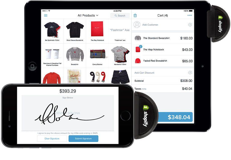 Shopify: tienda online