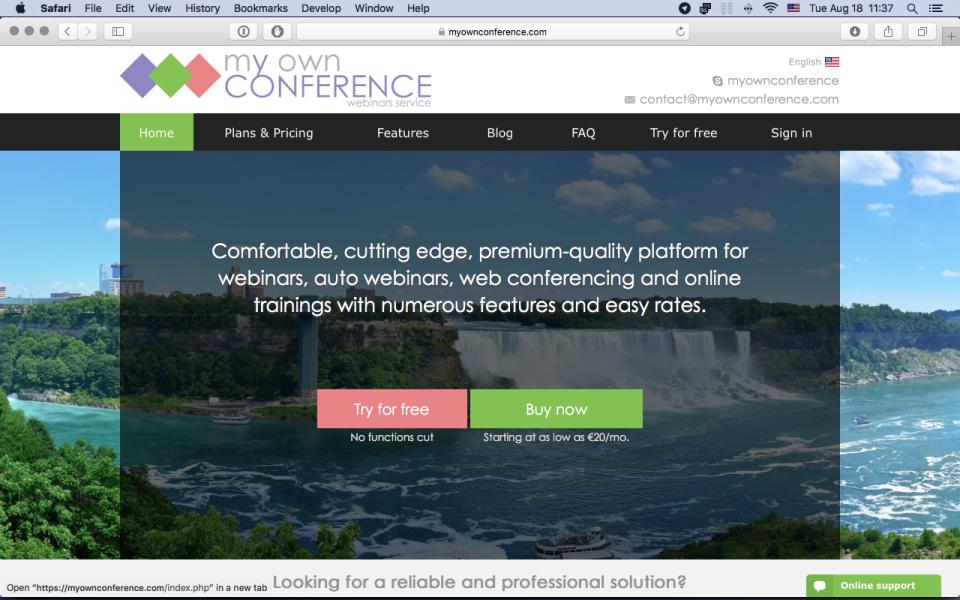 MyOwnConference-pantalla-0