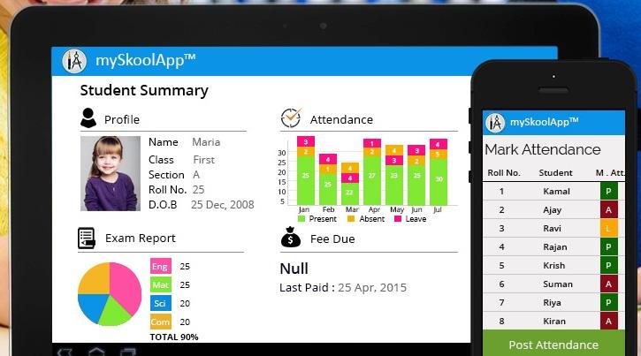 mySkoolApp de pantalla-1