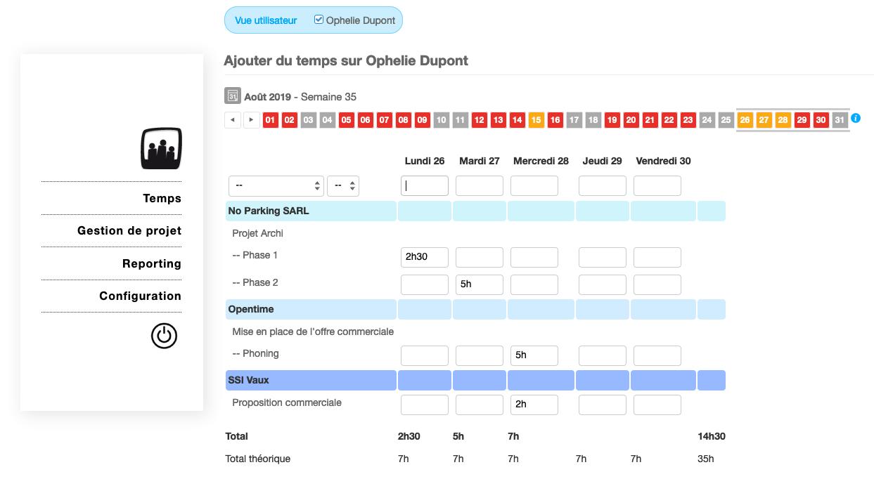 Opiniones Opentime: Gestiona tu tiempo y supervisa tu negocio - Appvizer