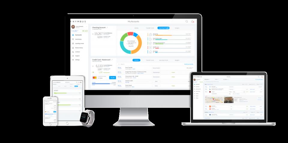 Nymbus Core Banking-pantalla-0