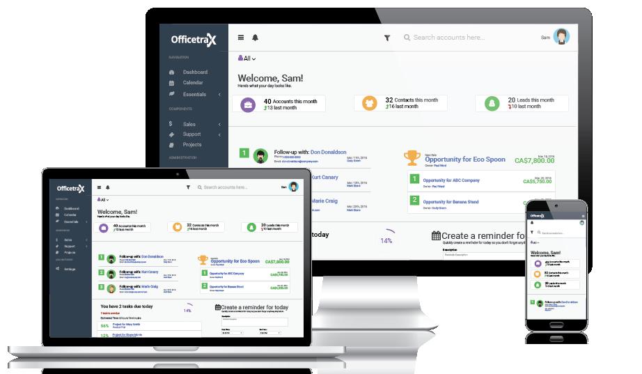 Officetrax CRM-pantalla-2