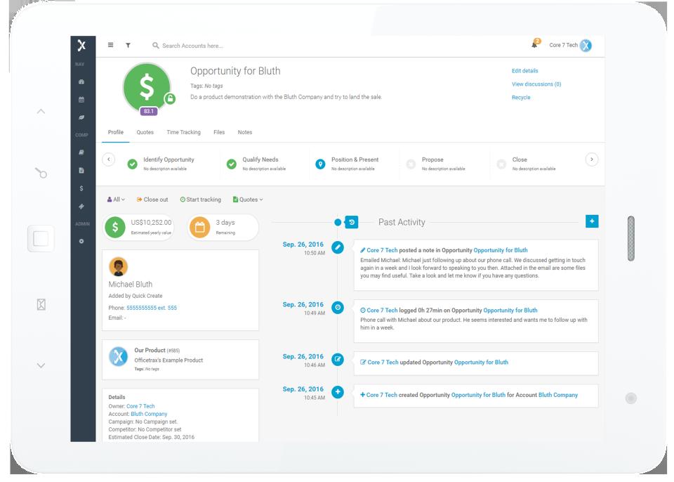 Officetrax CRM-pantalla-3
