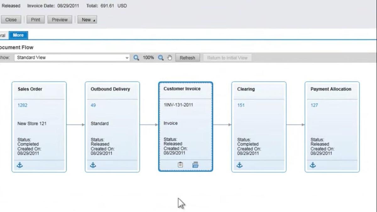 Contabilidad con SAP