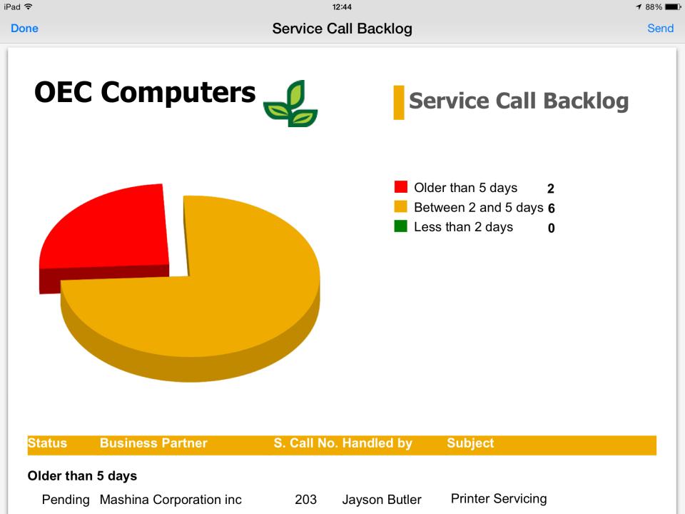 SAP Business One-pantalla-1
