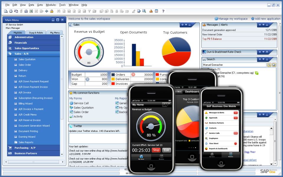 SAP Business One-pantalla-2