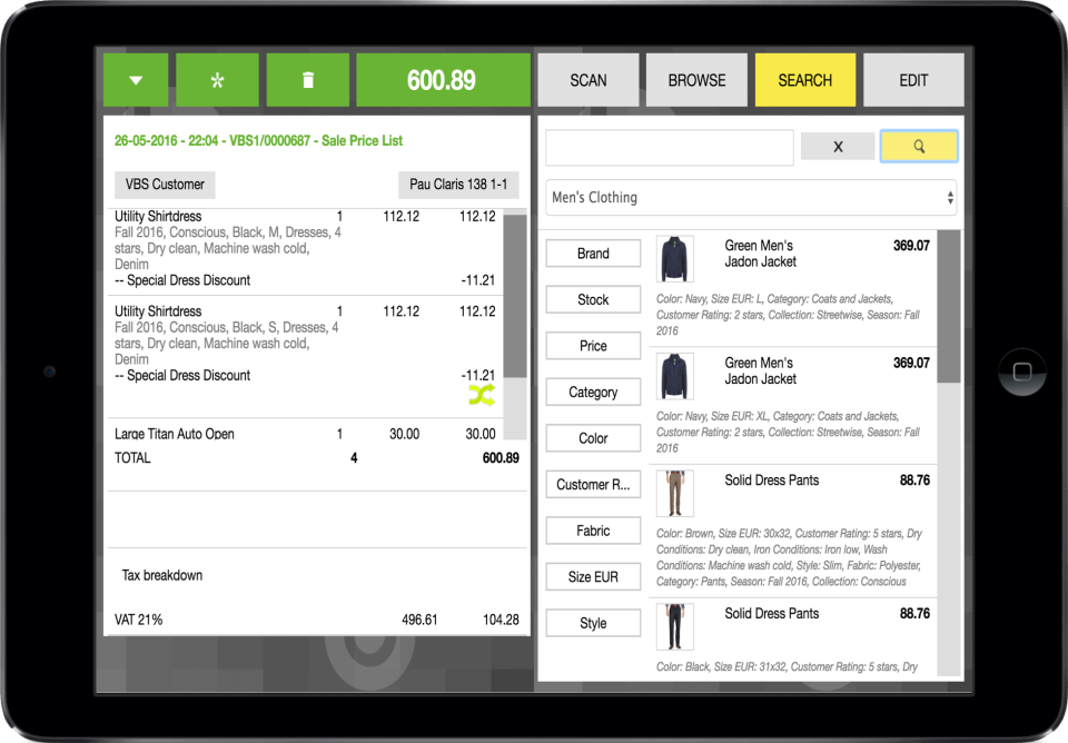 Openbravo Commerce Suite-pantalla-2
