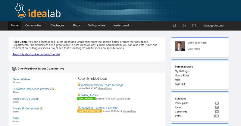 OrganisedFeedback de pantalla-1