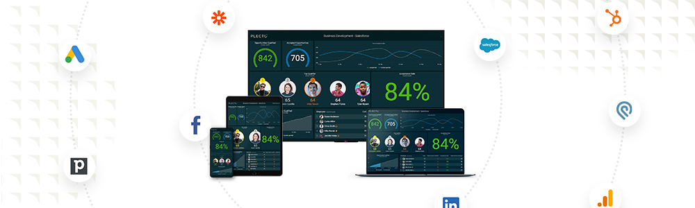Opiniones Plecto: Real-Time Dashboard Software - appvizer