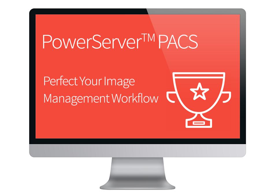 PowerServer PACS-pantalla-0