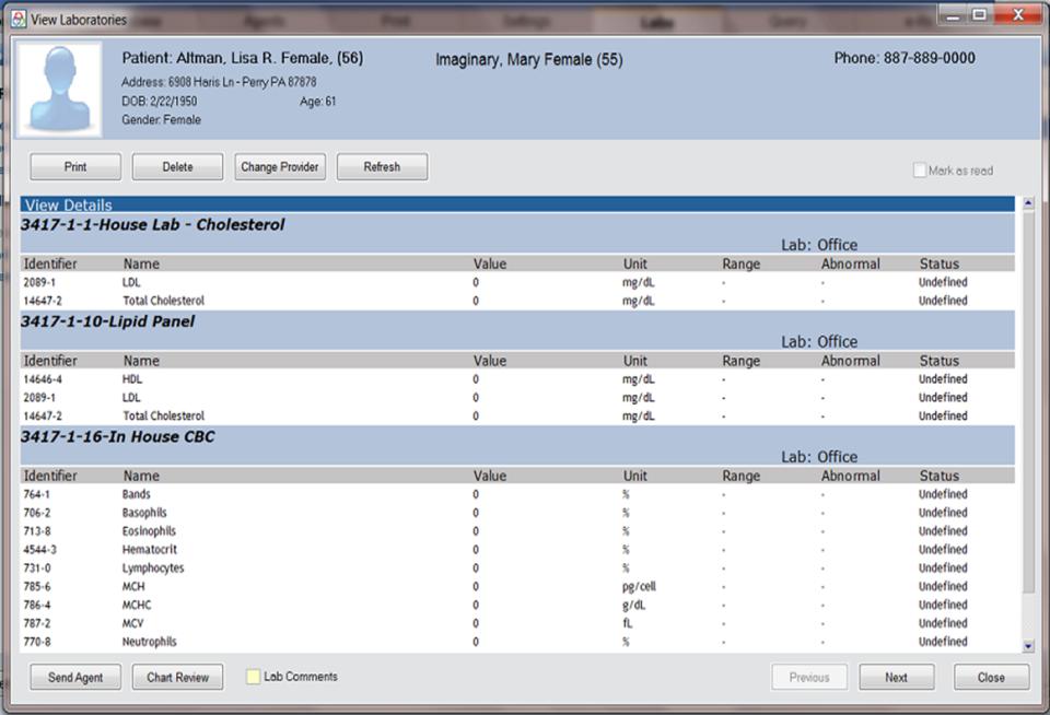 Praxis EMR-pantalla-1