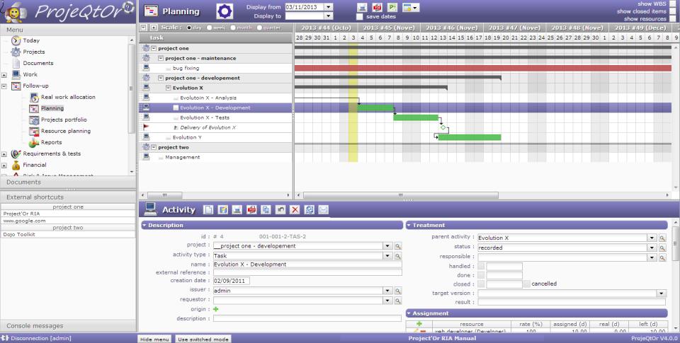 Projeqtor de pantalla-1
