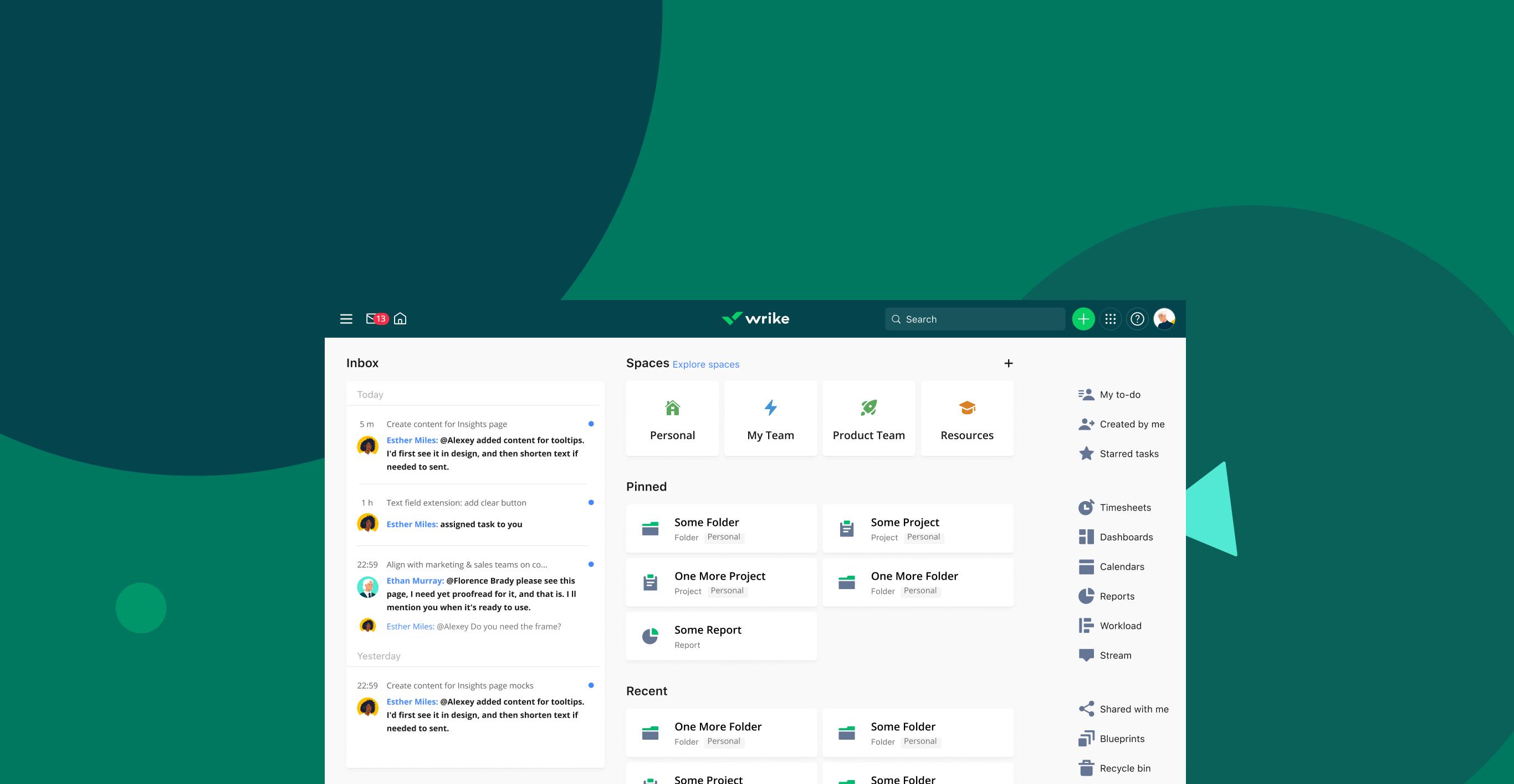 Opiniones Wrike: Un software fiable de gestión de proyectos - appvizer