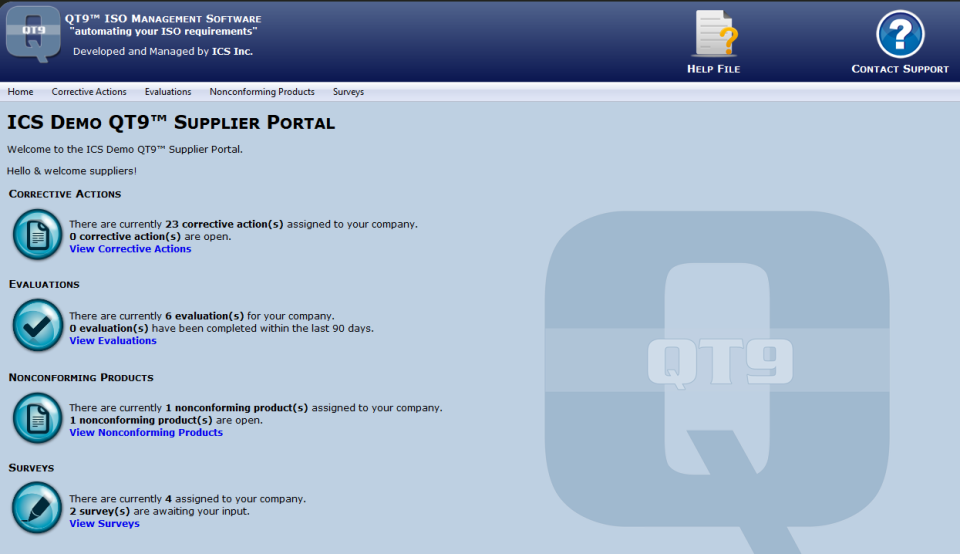 Calidad de Gestión QT9-pantalla-4