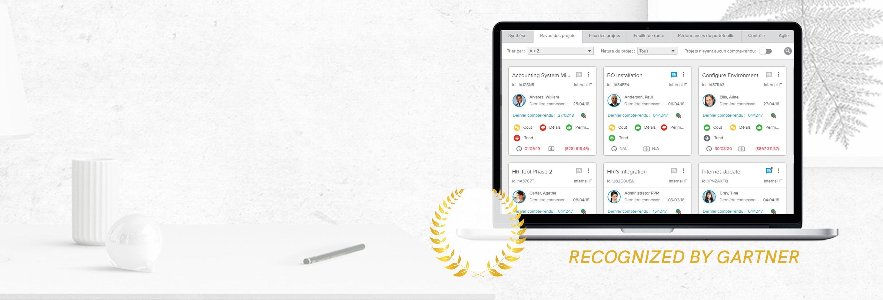 Opiniones Sciforma: Gestión de carteras de proyectos - appvizer