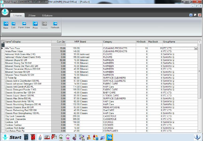RetailGraph de pantalla-3