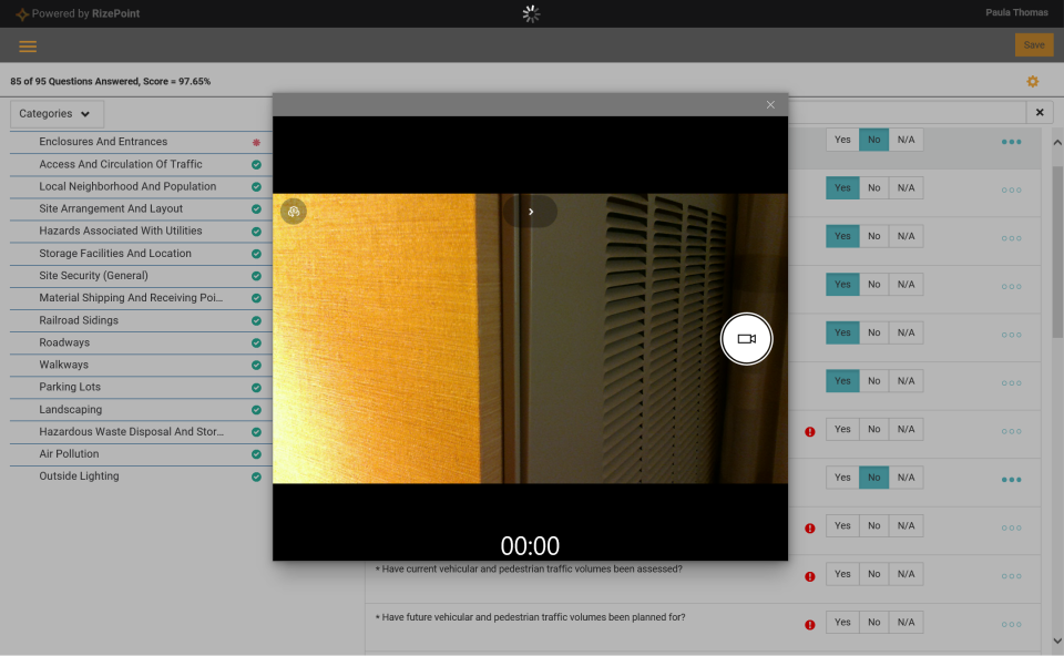 RizePoint de pantalla-2