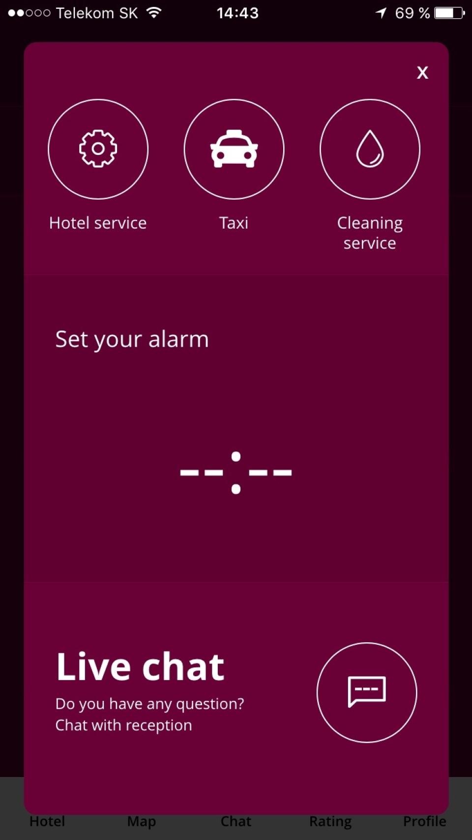 RoomAssistant de pantalla-4