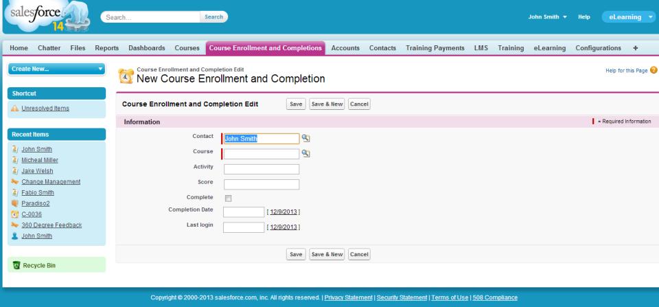 Salesforce Embedded LMS-pantalla-2