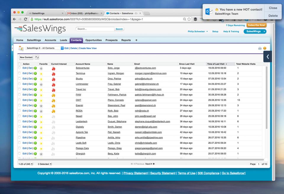 SalesWings de pantalla-1