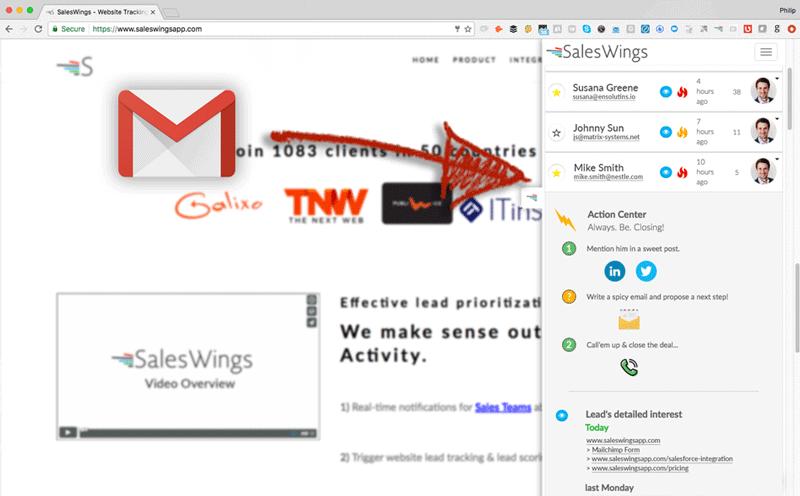 SalesWings de pantalla-3