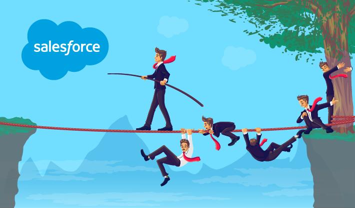 Opiniones Salesforce Sales Cloud: El programa de CRM número uno en el mundo - appvizer