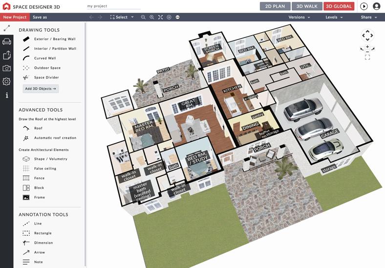 Space Designer 3D-interface-3d