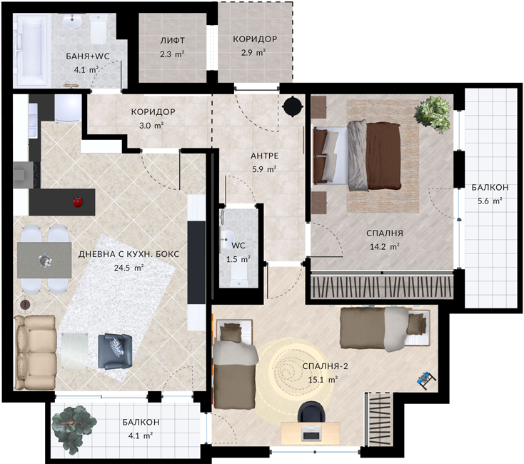 Space Designer 3D-floorplanukr