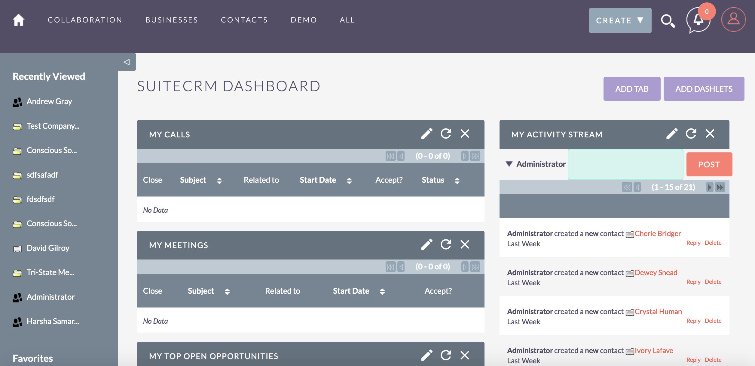 Opiniones SuiteCRM: Software de Customer Relationship Management (CRM) - appvizer