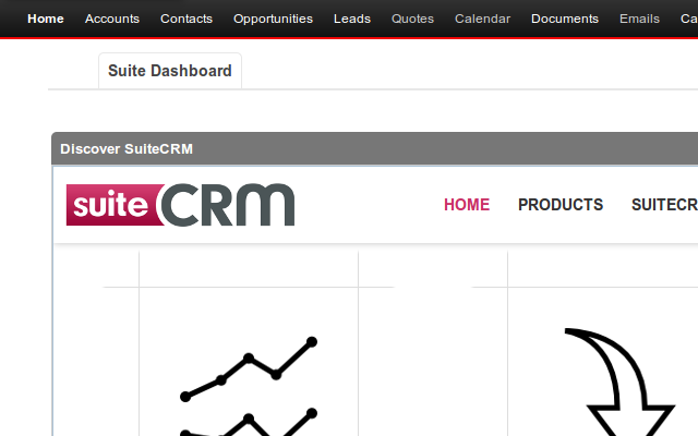 SuiteCRM-pantalla-0