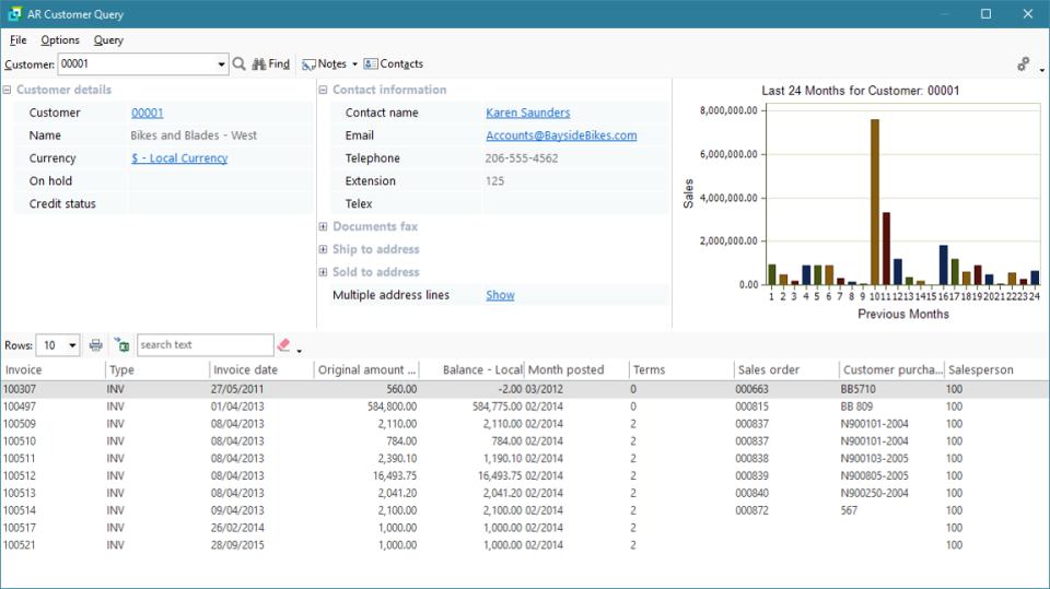 SYSPRO ERP-pantalla-0