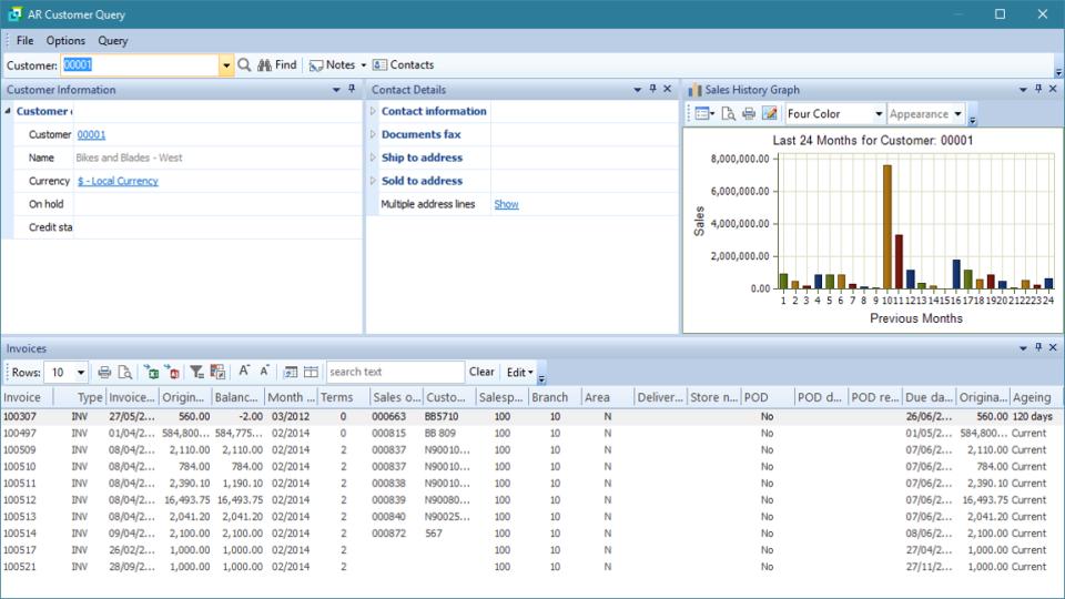 SYSPRO ERP-pantalla-1