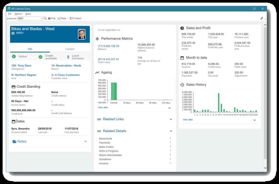 SYSPRO ERP-pantalla-2