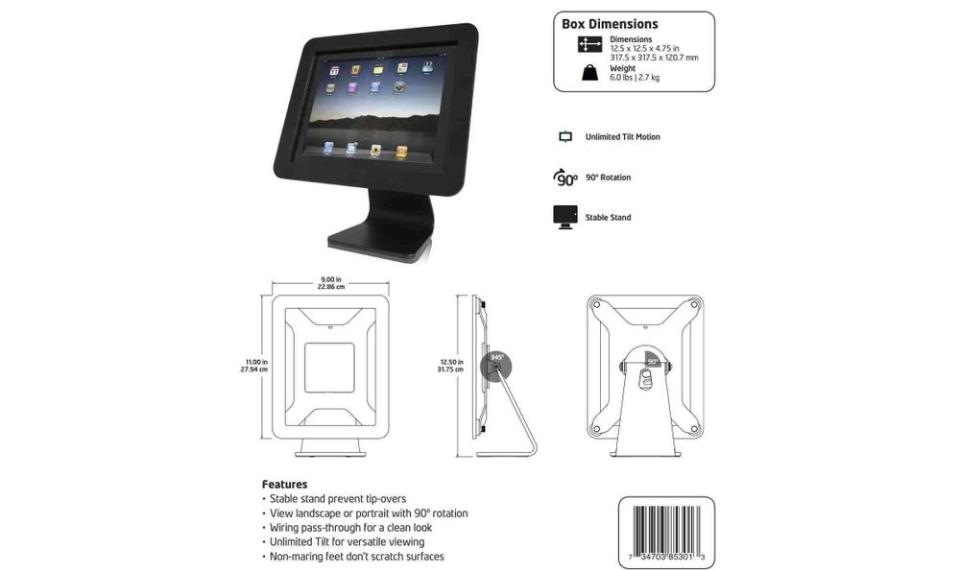 La recepcionista para iPad-pantalla-3
