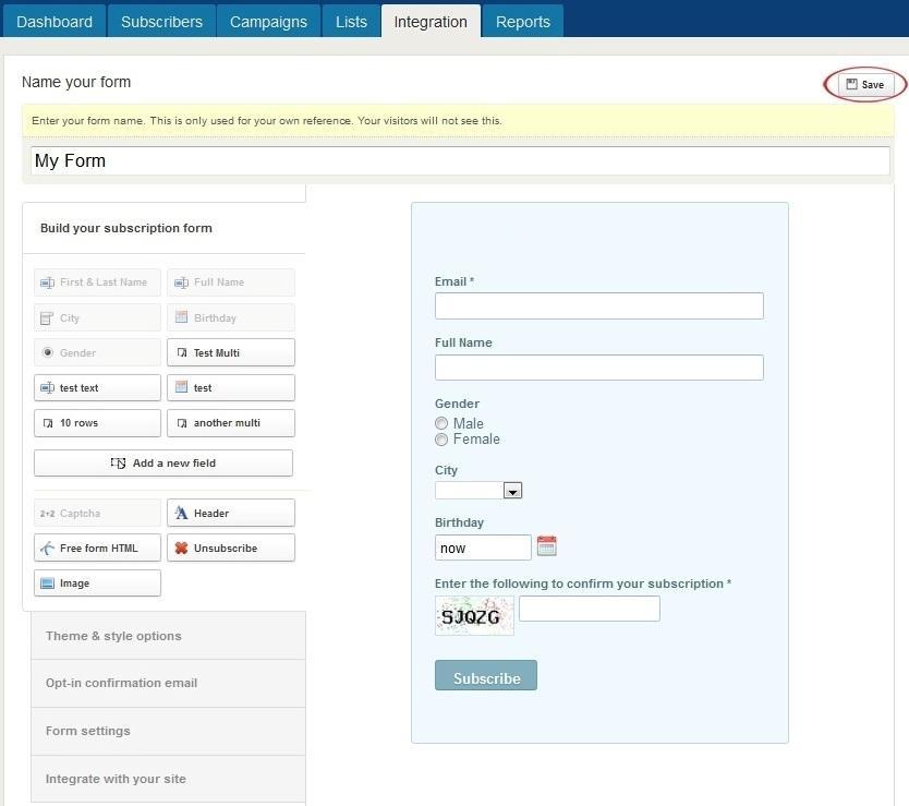 GeniusContacts: Editorial correos electrónicos, boletines de noticias, gestión de plantillas de correo electrónico