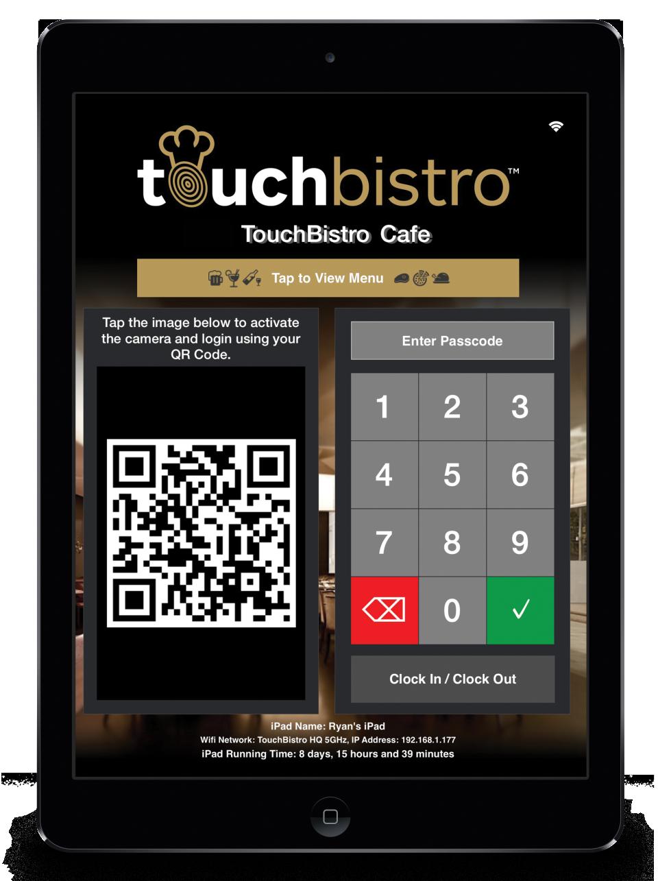 TouchBistro de pantalla-3