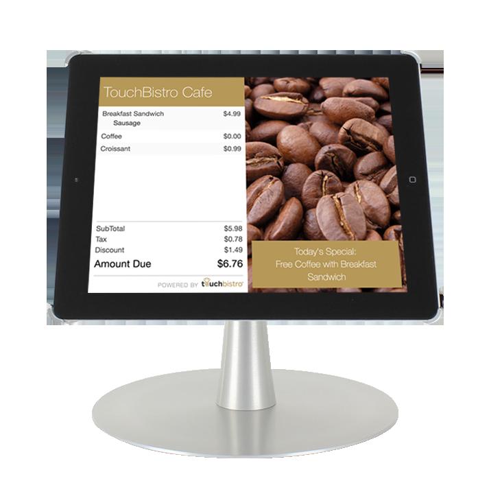 TouchBistro de pantalla-4