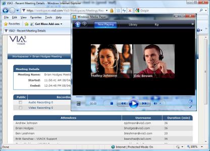 VIA3 de pantalla-3