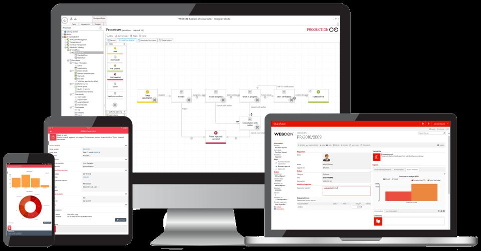 Webcon Business Process Suite-pantalla-0