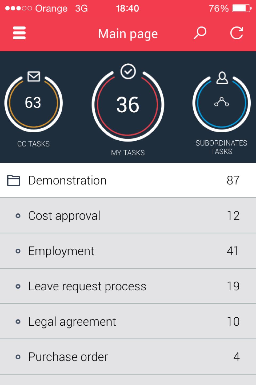 Webcon Business Process Suite-pantalla-2